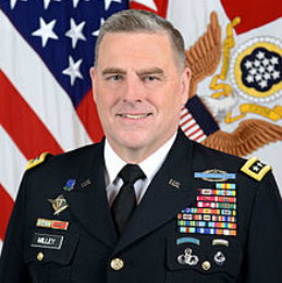 General Mark A Milley